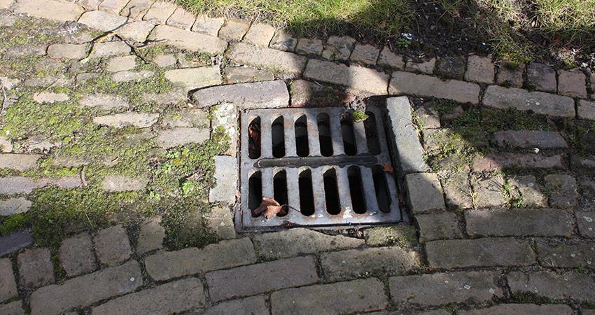 Waterbeheer: Pleinkolk